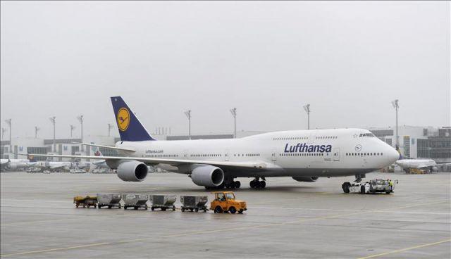 avion alemania