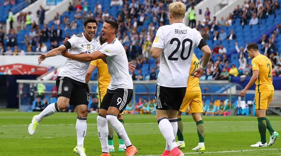 alemania australia copa confederaciones