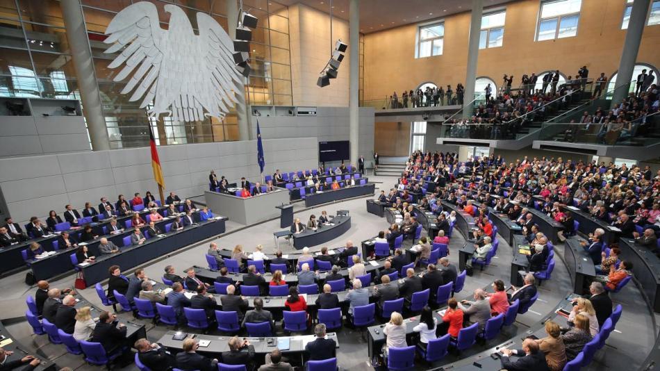 bundestag parlamento alemania