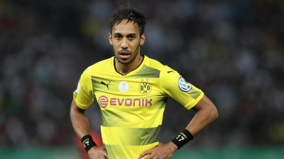 Aubameyang Alemania Borussia Dortmund Bundesliga