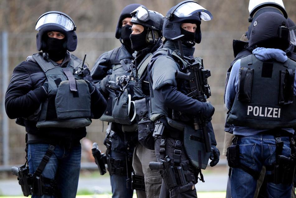 policia alemana terrorismo