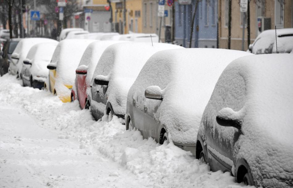 invierno alemania frio