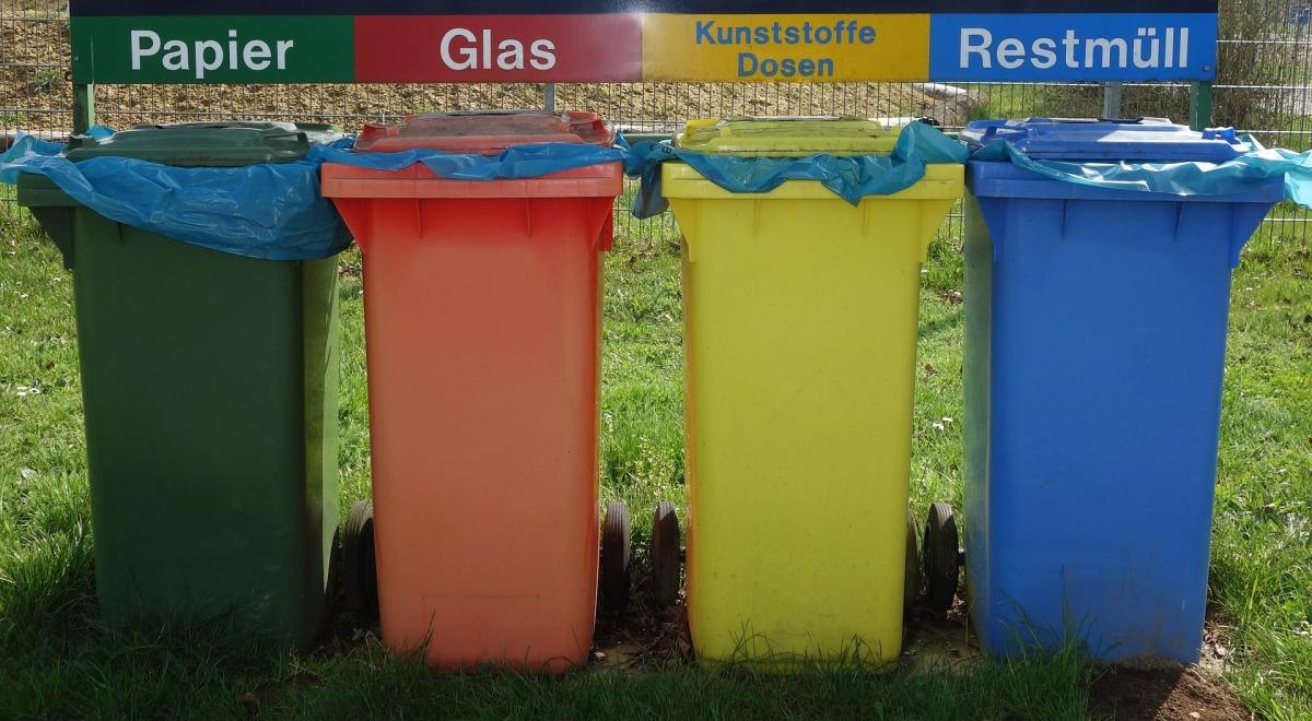 Alemania es el país que más recicla de Europa