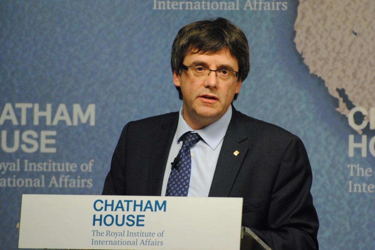 Fiscalía alemana pide entrega de Puigdemont a España por rebelión